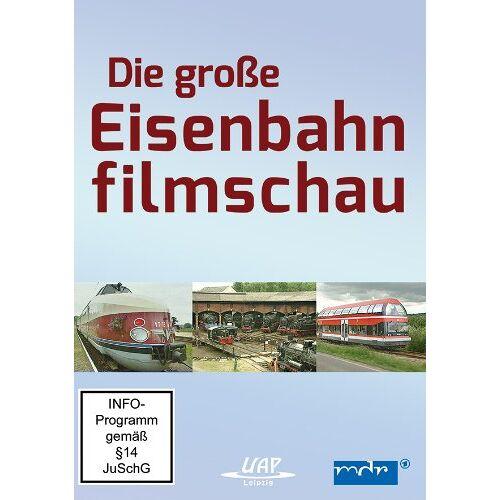 Martina Körbler - Die große Eisenbahnfilmschau - Preis vom 08.05.2021 04:52:27 h