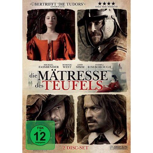 Marc Munden - Die Mätresse des Teufels (2 DVDs) - Preis vom 14.10.2019 04:58:50 h