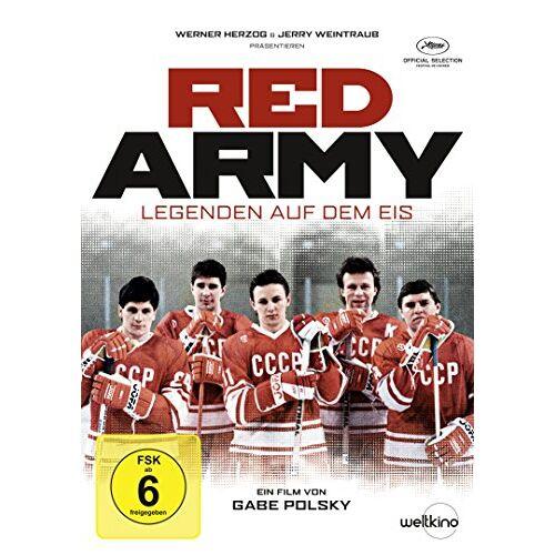 Jerry Weintraub - Red Army - Legenden auf dem Eis - Preis vom 20.04.2021 04:49:58 h