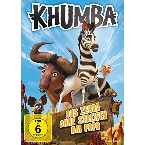 Ned Lott - Khumba - Das Zebra ohne Streifen am Popo - Preis vom 27.02.2021 06:04:24 h