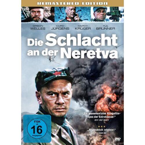 Yul Brynner - Die Schlacht an der Neretva - Preis vom 03.09.2020 04:54:11 h