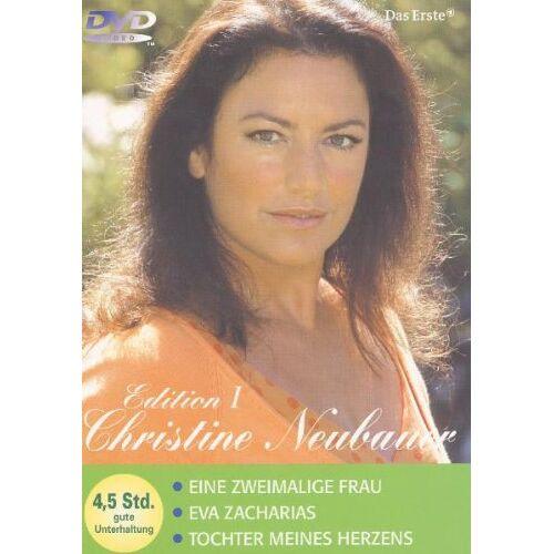 Christine Neubauer - Christine Neubauer Edition - Teil 01 (3 DVDs) - Preis vom 03.12.2020 05:57:36 h