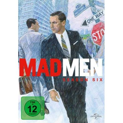 Scott Hornbacher - Mad Men - Season Six [4 DVDs] - Preis vom 19.10.2020 04:51:53 h
