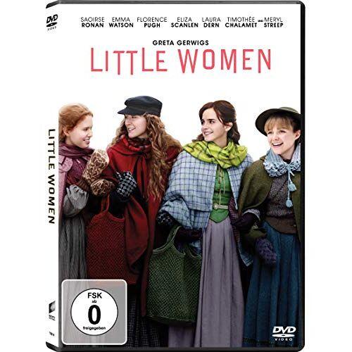 Greta Gerwing - Little Women - DVD - Preis vom 05.03.2021 05:56:49 h