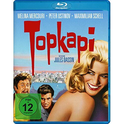 Jules Dassin - Topkapi [Blu-ray] - Preis vom 20.10.2020 04:55:35 h