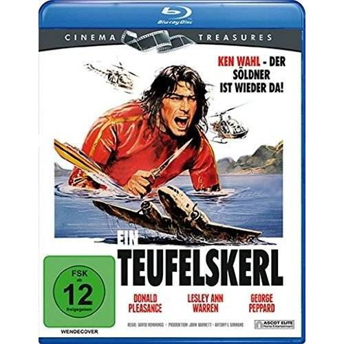 David Hemmings - Ein Teufelskerl [Blu-ray] - Preis vom 14.04.2021 04:53:30 h