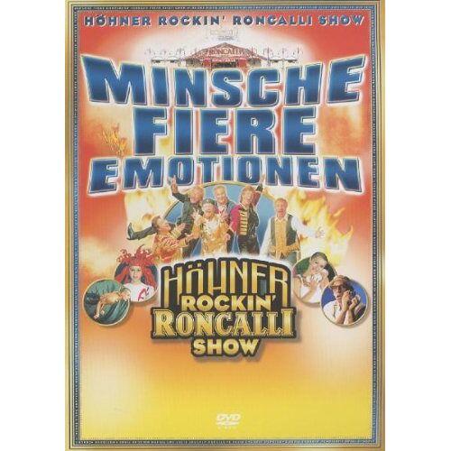 Höhner - De Höhner - Minsche Fiere Emotionen - Höhner Rockin' Roncalli Show - Preis vom 25.01.2021 05:57:21 h