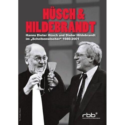 Hüsch, Hanns Dieter - Hüsch & Hildebrandt - Hanns Dieter Hüsch und Dieter Hildebrandt im Scheibenwischer 1980-2001 - Preis vom 20.10.2020 04:55:35 h