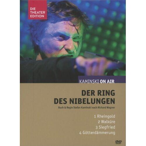- Der Ring Des Nibelungen - Kaminski On Air (Richard Wagner) [4 DVDs] - Preis vom 18.04.2021 04:52:10 h