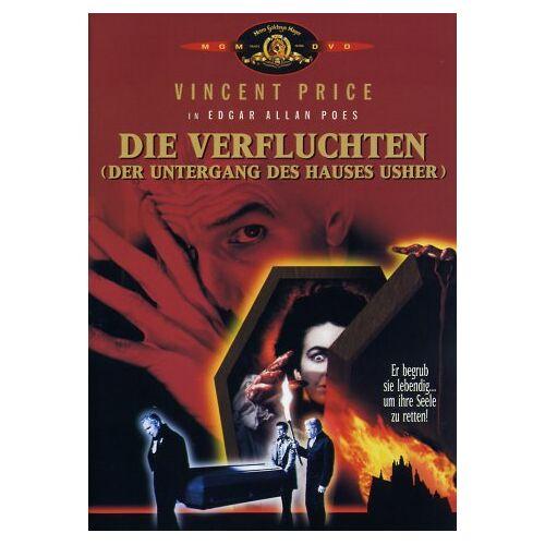 Roger Corman - Die Verfluchten - Preis vom 02.12.2020 06:00:01 h