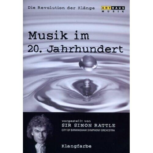 - Musik im 20. Jahrhundert - Die Revolution der Klänge Vol. 3: Klangfarbe - Preis vom 20.10.2020 04:55:35 h