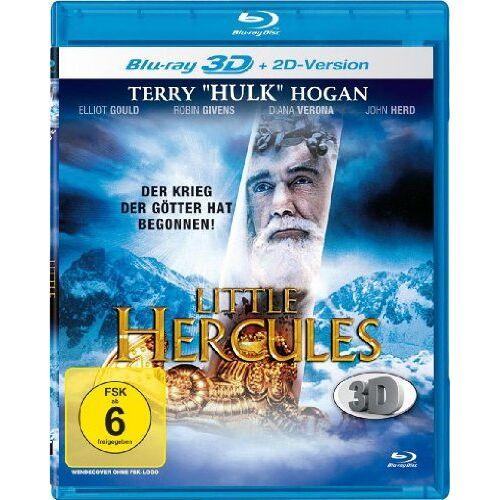Mohamed Khashoggi - Little Hercules 3D [3D Blu-ray] - Preis vom 20.10.2020 04:55:35 h