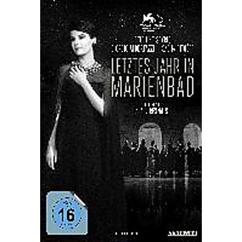 Alain Resnais - Letztes Jahr in Marienbad [2 DVDs] - Preis vom 11.05.2021 04:49:30 h