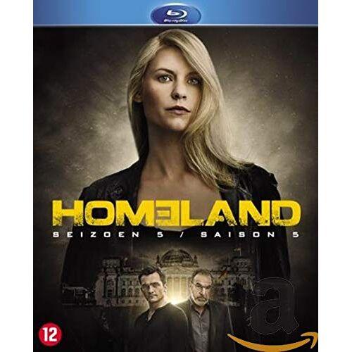 - Homeland - Season 5 (3-bd) [Blu-ray] - Preis vom 10.05.2021 04:48:42 h