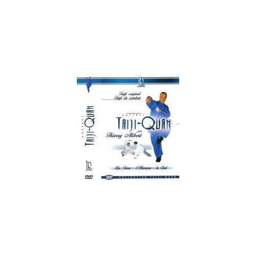 - Taiji-Quan - Thierry Alibert Box [3 DVDs] - Preis vom 18.04.2021 04:52:10 h