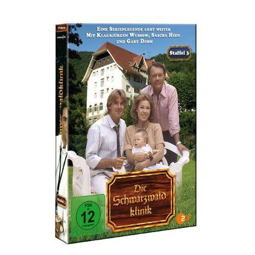 Alfred Vohrer - Die Schwarzwaldklinik - Staffel 3 (4 DVDs) - Preis vom 20.10.2020 04:55:35 h