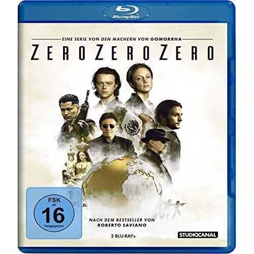 Stefano Solima - ZeroZeroZero - Die komplette Serie [Blu-ray] - Preis vom 10.04.2021 04:53:14 h