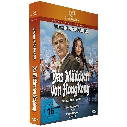 Jürgen Roland - Das Mädchen von Hongkong - Die Hongkong-Reißer (Filmjuwelen) - Preis vom 23.02.2021 06:05:19 h