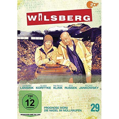 Thomas Kronthaler - Wilsberg 29 - Prognose Mord / Die Nadel im Müllhaufen - Preis vom 01.03.2021 06:00:22 h
