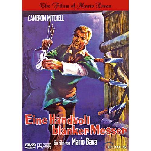 Mario Bava - Eine Handvoll blanker Messer - Preis vom 20.10.2020 04:55:35 h