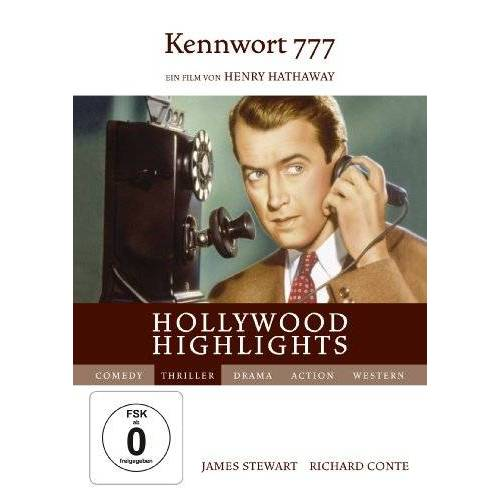 Henry Hathaway - Kennwort 777 - Preis vom 07.05.2021 04:52:30 h