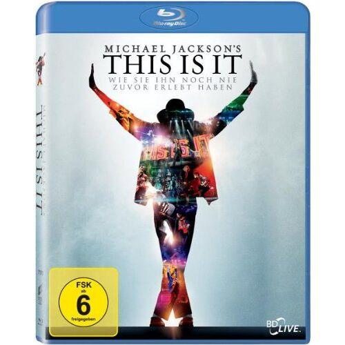 Michael Jackson - Michael Jackson's This Is It  [Blu-ray] - Preis vom 27.01.2020 06:03:55 h