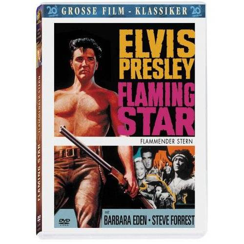 Don Siegel - Flaming Star - Flammender Stern - Preis vom 25.10.2020 05:48:23 h