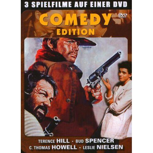 Terence Hill - Comedy Edition / Zwei vom Affen gebissen / Soulman / Puppenmord - Preis vom 17.01.2020 05:59:15 h