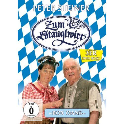 Peter Steiner - Zum Stanglwirt - Box Oans [3 DVDs] - Preis vom 21.01.2021 06:07:38 h