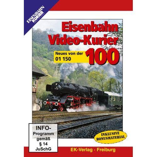 - Eisenbahn Video-Kurier 100 - Neues von der 01 150 - Preis vom 03.03.2021 05:50:10 h