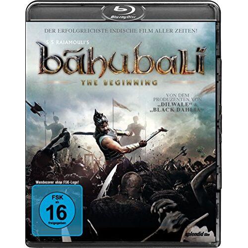 Rajamouli, S. S. - Bahubali - The Beginning [Blu-ray] - Preis vom 20.04.2021 04:49:58 h
