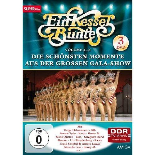 TV Produktion - Ein Kessel Buntes 2 [3 DVDs] - Preis vom 17.01.2020 05:59:15 h
