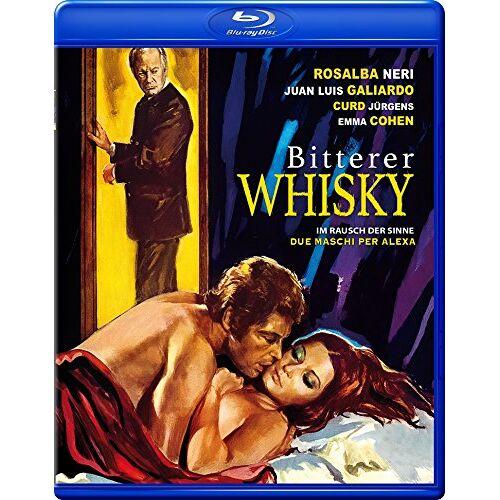 Juan Logar - Bitterer Whisky (Im Rausch der Sinne) [Blu-ray] [Limited Edition] - Preis vom 23.01.2021 06:00:26 h