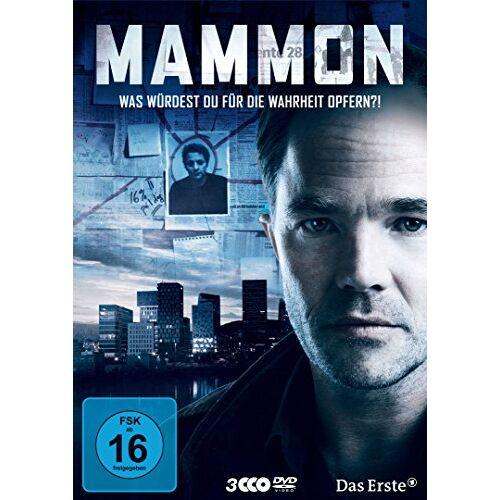 Cecilie A. Mosli - Mammon [3 DVDs] - Preis vom 24.02.2021 06:00:20 h