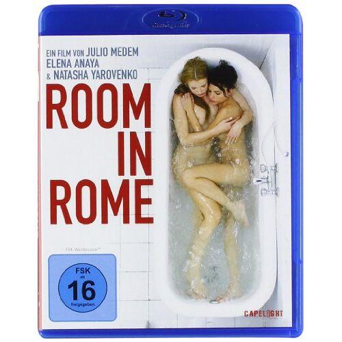 Julio Medem - Room In Rome [Blu-ray] - Preis vom 20.10.2020 04:55:35 h