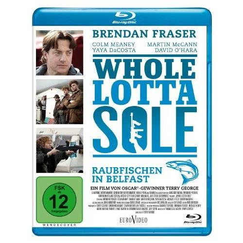 Terry George - Whole Lotta Sole - Raubfischen in Belfast [Blu-ray] - Preis vom 20.10.2020 04:55:35 h