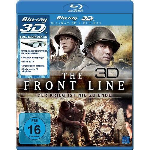 Hun Jang - The Front Line - Der Krieg ist nie zu Ende (3D Version inkl. 2D Version & 3D Lenticular Card) [3D Blu-ray] - Preis vom 20.10.2020 04:55:35 h
