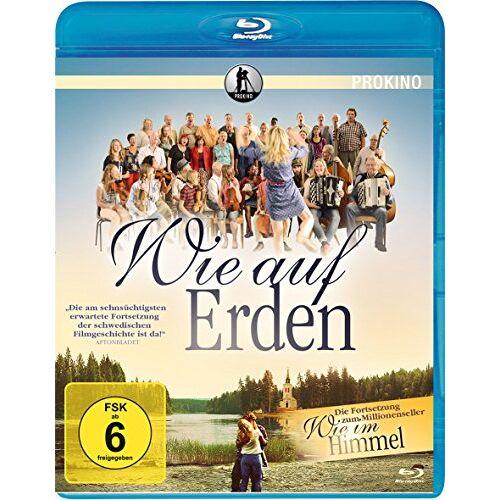 Kay Pollak - Wie auf Erden [Blu-ray] - Preis vom 18.04.2021 04:52:10 h