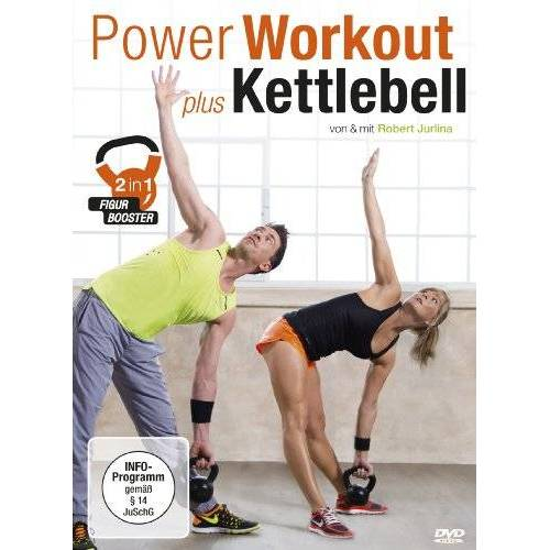 Elli Becker - Kettlebell Power Workout plus - Preis vom 20.10.2020 04:55:35 h