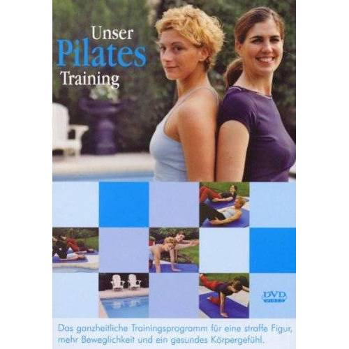 Peter Brose - Unser Pilates Training - DVD - Preis vom 09.07.2019 06:13:22 h