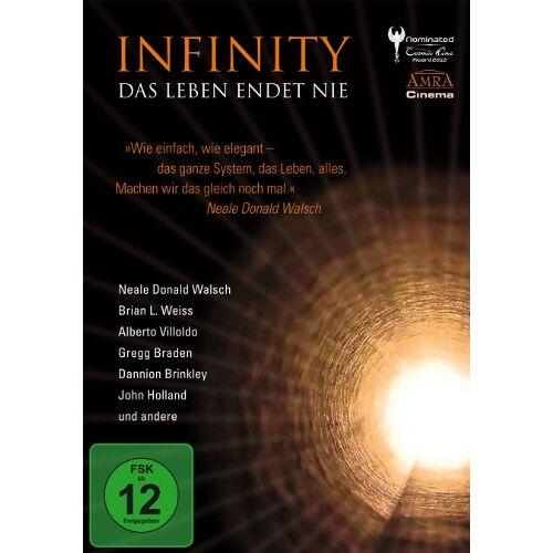 Jay Weidner - Infinity - Das Leben endet nie. Nahtoderfahrungen und Reinkarnation - Preis vom 15.11.2019 05:57:18 h
