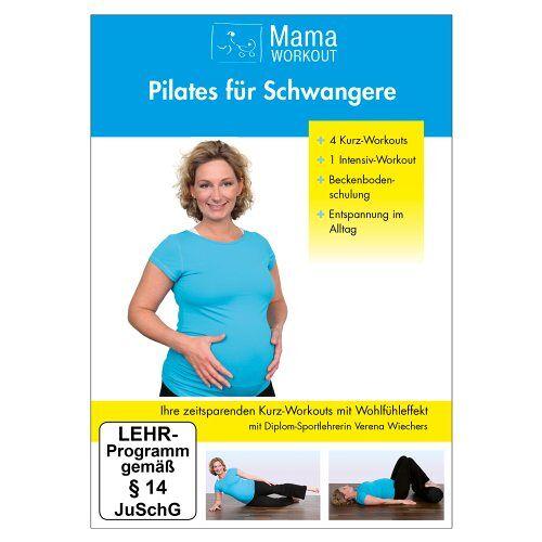 Peter Brose - MamaWorkout - Pilates für Schwangere - Preis vom 07.07.2019 04:43:01 h