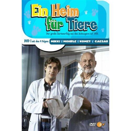 Siegfried Wischnewski - Ein Heim für Tiere - DVD 01 - Preis vom 19.10.2020 04:51:53 h