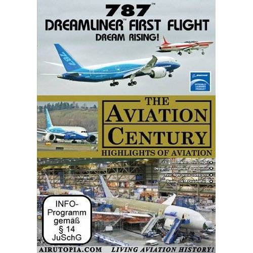 - 787 Dreamliner First Flight - Dream Rising! - Preis vom 20.10.2020 04:55:35 h