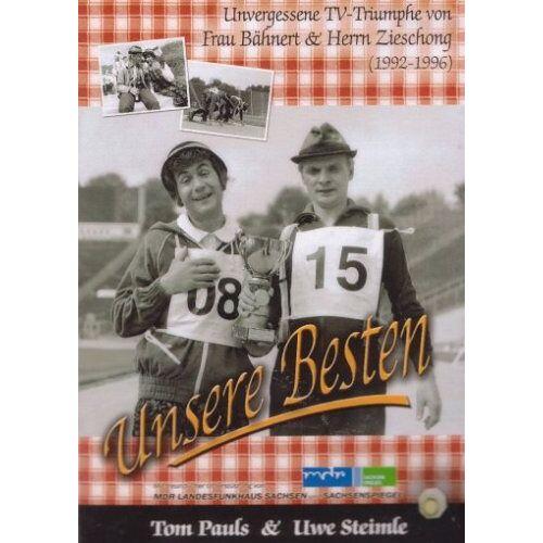 Tom Pauls - Tom Pauls & Uwe Steimle - Unsere Besten - Preis vom 20.10.2020 04:55:35 h