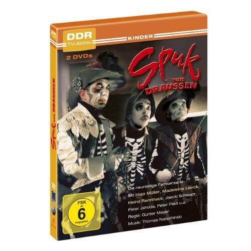 Günter Meyer - Spuk von Draussen - DDR TV-Archiv ( 2 DVDs ) - Preis vom 13.05.2021 04:51:36 h