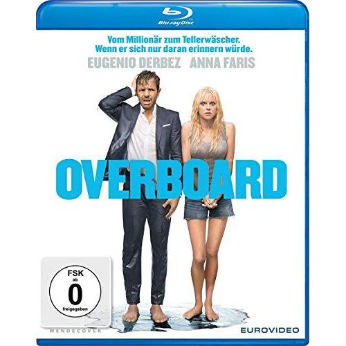 Anna Faris - Overboard [Blu-ray] - Preis vom 28.02.2021 06:03:40 h
