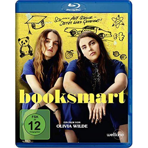 Olivia Wilde - Booksmart [Blu-ray] - Preis vom 22.10.2020 04:52:23 h
