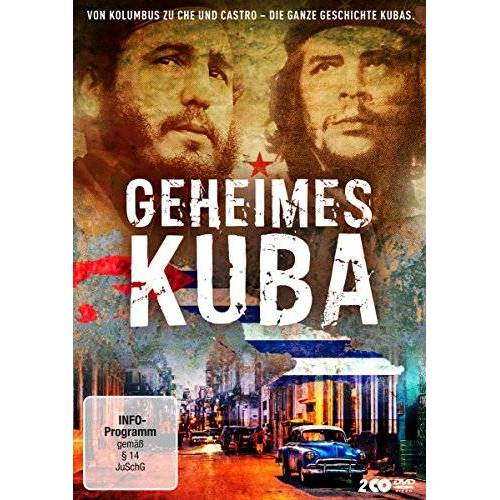 Emmanuel Amara - Geheimes Kuba [2 DVDs] - Preis vom 13.05.2021 04:51:36 h
