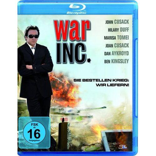 Joshua Seftel - War Inc. - Sie bestellen Krieg: wir liefern! [Blu-ray] - Preis vom 20.07.2019 06:10:52 h